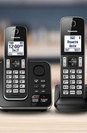 تلفن های خانگی پاناسونیک