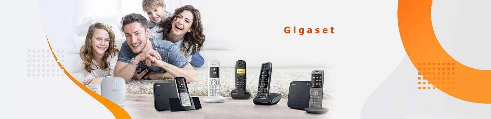تلفن های گیگاست